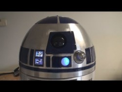 Building R2D2 – The Dome – YouTube