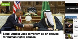 Here's the Article on Saudi Arabia That Al Jazeera Blocked