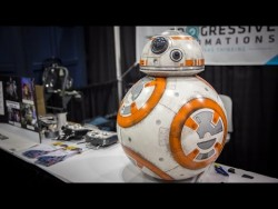 Making a Working BB-8 Droid Replica! – YouTube