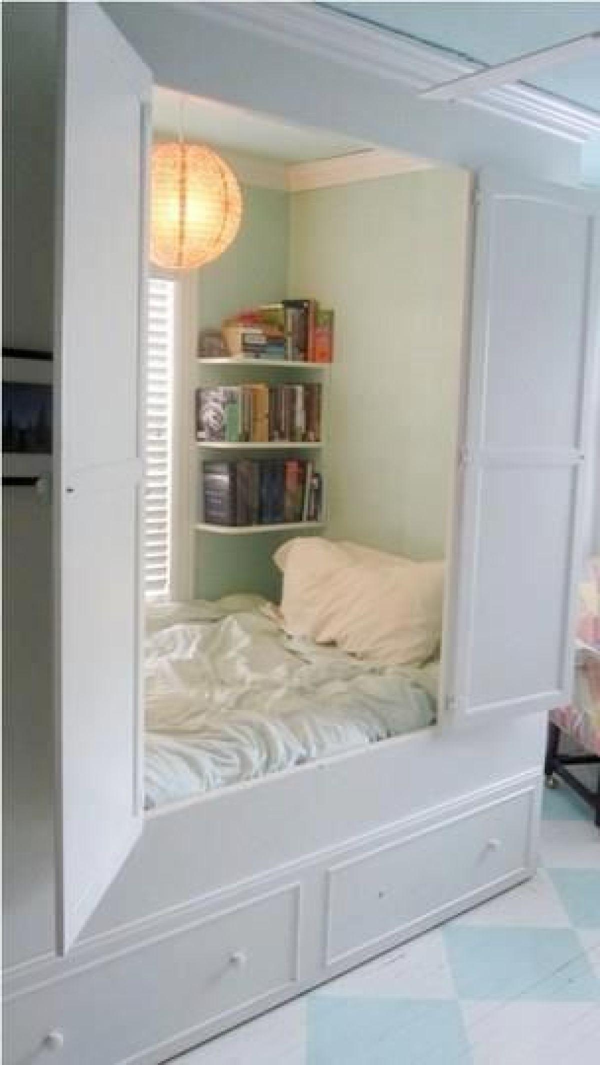 Интерьер маленького дома: 31 загадочная идея.
