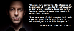 The problem is that moderates of all faiths are committed to reinterpreting or ignoring outright ...