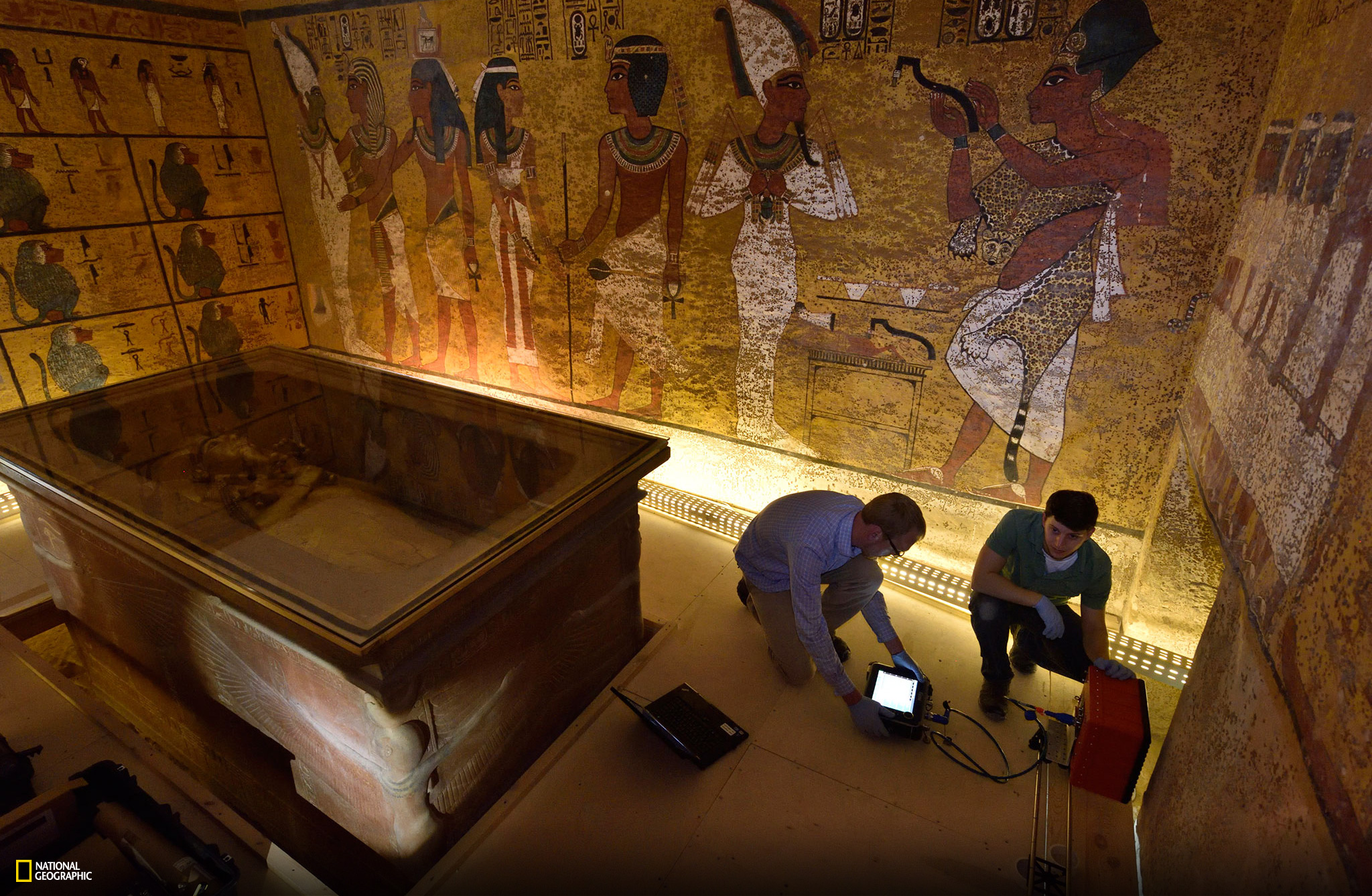an analysis of the egyptian concern for the afterlife reflected in the tomb of tutankhamen On the surface, the fact that the canopic shrine is unique to tutankhamun's burial suggests that from a functionalist point of view, it could allude to something special about his reign or exceptional about egyptian society in the eighteenth dynasty period.