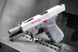 NES Zapper Glock by Precision Syndicate | HiConsumption