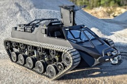 Ripsaw EV2 Super Tank | HiConsumption