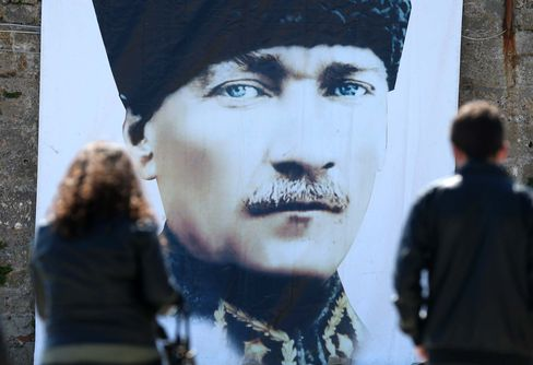 Ataturk's Army of Central Bank Owners in Revolt Over $140 Payout – Bloomberg