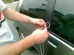 A Method how to unlock your car in 10 seconds :) – YouTube