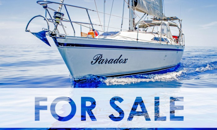 BOAT FOR SALE – Monday Never