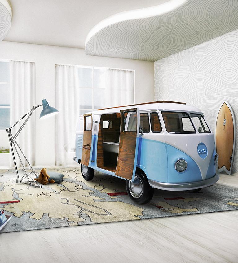 VW Van Bed   circu magical furniture
