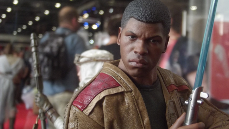 Getting Up Close With Hot Toys' Amazing The Force AwakensFigures