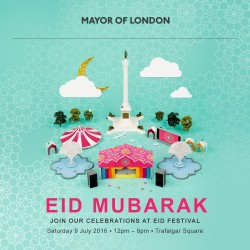 """Mayor of London on Twitter: """"Join me and Londoners from all faiths and backgrounds to cele ..."""