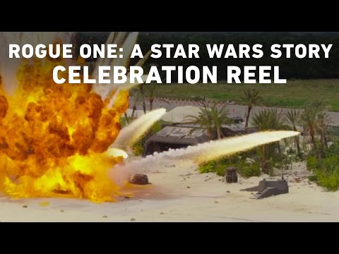 Rogue One: A Star Wars Story – Celebration Reel – YouTube