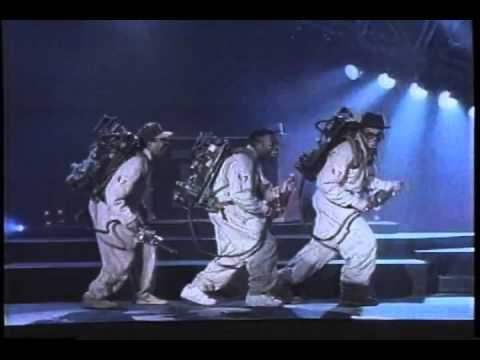 Run DMC – Ghostbusters – YouTube