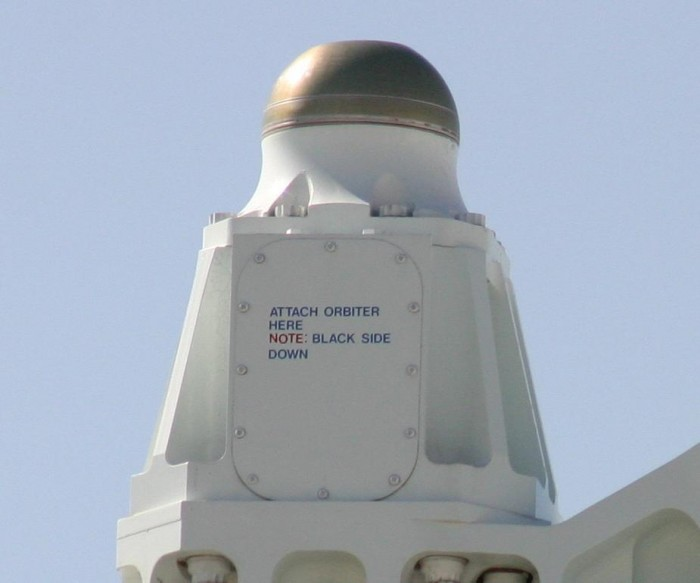 NASA's instructions on how to attach the Space Shuttle to a 747 carrier aircraft
