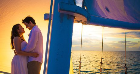 """Stephanie Dawn: """"To live on a sailboat means to be free"""""""