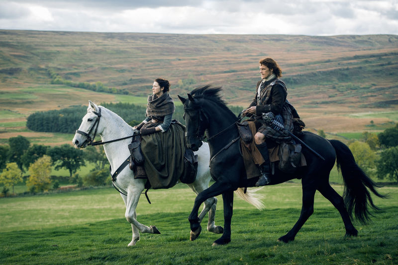 Superfan George R.R. Martin Thinks 'Outlander Was Robbed' of Emmy Noms