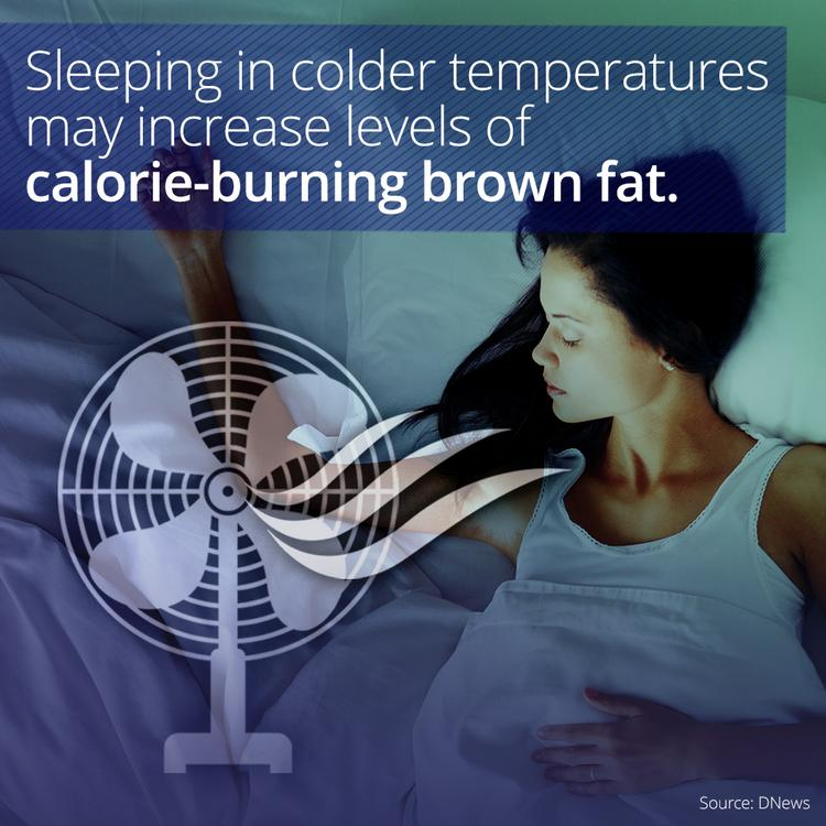 Why You Should Sleep In A Cold Bedroom