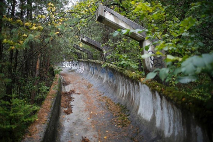 Abandoned Olympic Venues Around The Globe » Design You Trust. Design, Culture & Society.