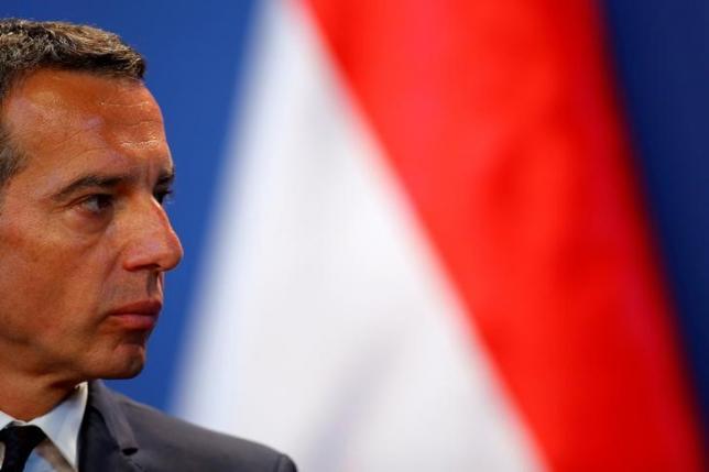 Austrian Chancellor suggests ending EU accession talks with Turkey | Reuters