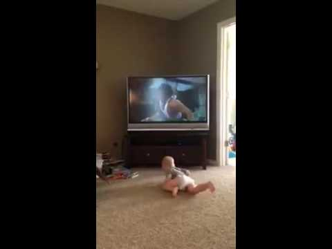 baby trained like rocky balboa, Motivation pur – Best Vine – YouTube