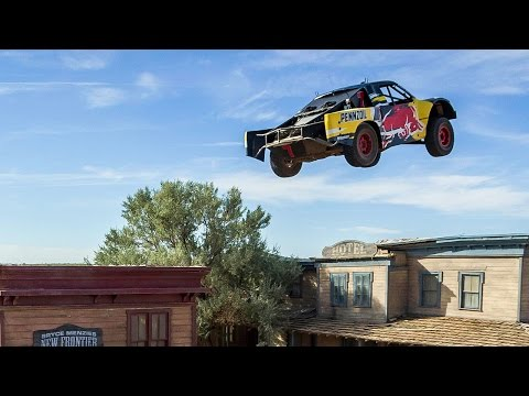 Bryce Menzies Sets World Record: Launches Truck 379 Feet! – YouTube