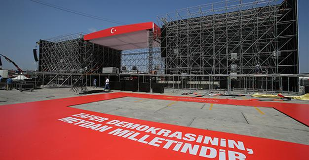 Erdoğan, three parties to hold joint democracy rally in Istanbul – POLITICS