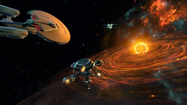 Flying The USS Aegis In VR In 'Star Trek: Bridge Crew' (Hands On)