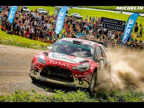Highlights – 2016 WRC Rally Finland – Michelin Motorsport – YouTube