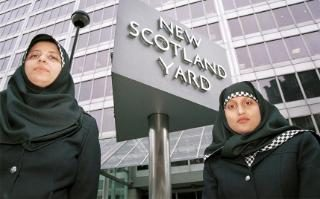 Hijab approved as uniform option by Scotland Police