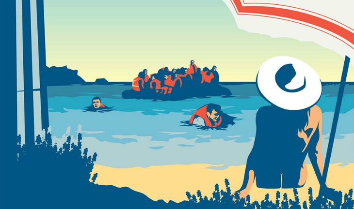 If Traveling Posters Were Honest, They'd Portray These Ugly Truths