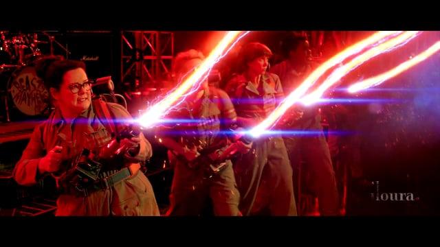 2016 Ghostbusters VFX breakdown reel on Vimeo