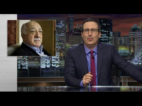 John Oliver – Coup Attempt in Turkey – YouTube