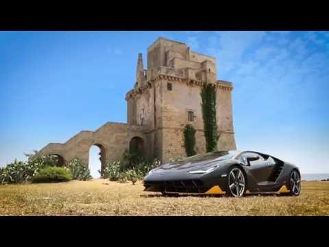 Lamborghini Centenario Dynamic Launch – YouTube