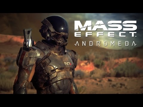 MASS EFFECT™: ANDROMEDA Official EA Play 2016 Video – YouTube