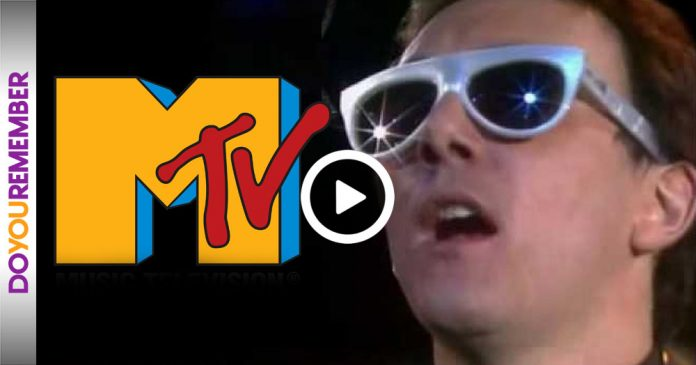 """MTV Premier's it's Inaugural Music Video """"Video Killed the Radio Star"""" 