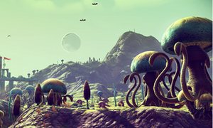 No Man's Sky is Elite for the 21st century. Pointless? Maybe – but also sublime | Technolo ...