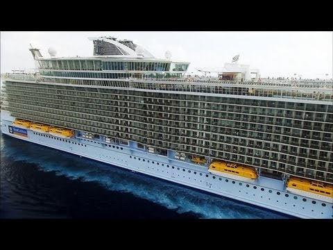 Oasis of the Seas: The Biggest Cruise Ship in the World – YouTube