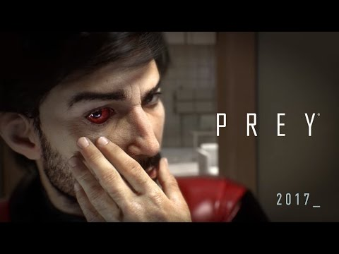 Prey – E3 2016 Reveal Trailer – YouTube