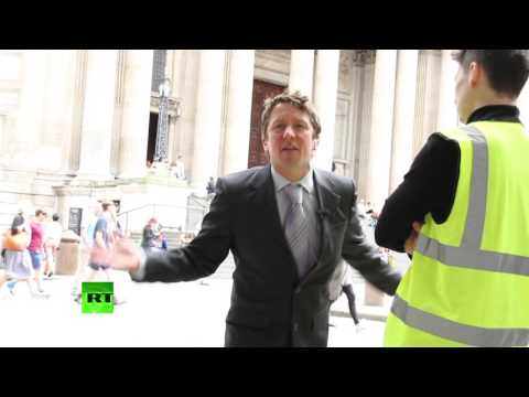 """""""May's treating Brexit like hostage situation"""" – Jonathan Pie – YouTube"""