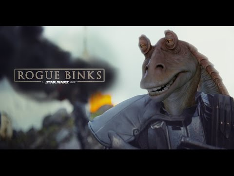 Rogue Binks: A Star Wars Story – Trailer #1 – YouTube