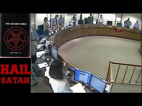 Satanic Invocation Opens Kenai. – YouTube
