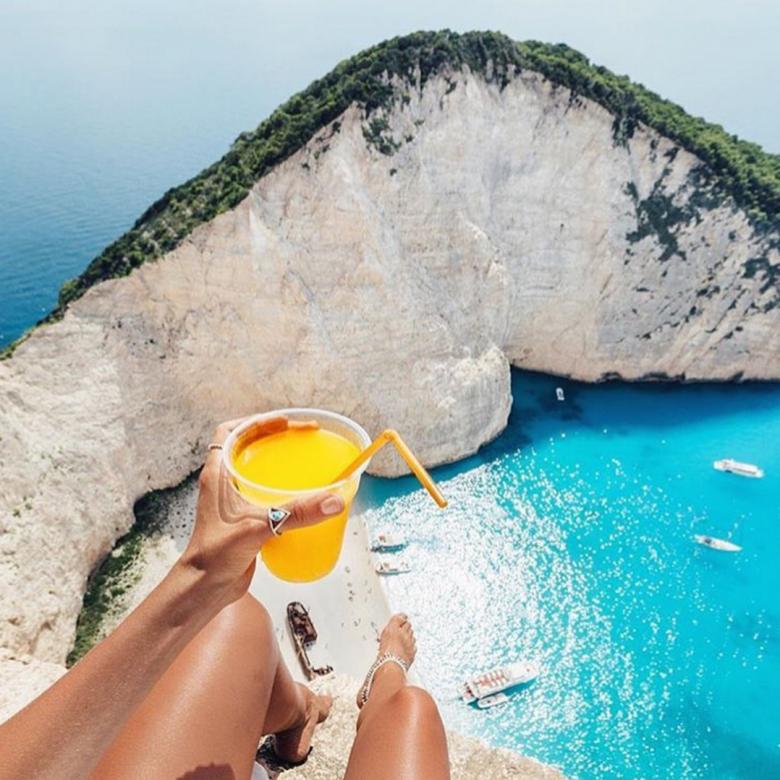 Navigo beach, Greece