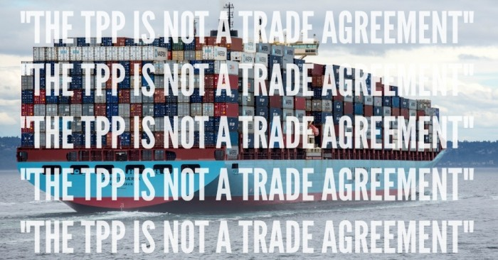 Stop Calling the TPP A Trade Agreement – It Isn't | Common Dreams | Breaking News & Views fo ...
