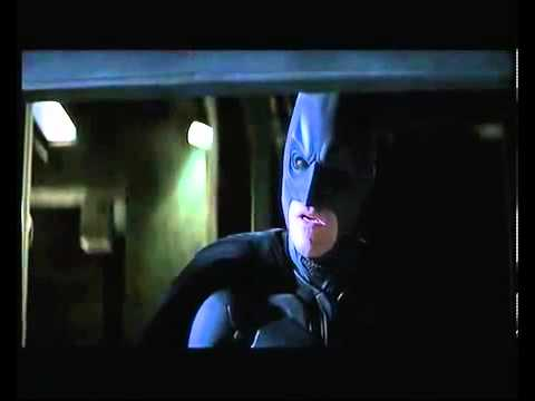 The Dark Knight When an Unstoppable Force meets an Immovable Object – YouTube