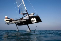 The foiling phenomenon, the history of foils – Yachting World