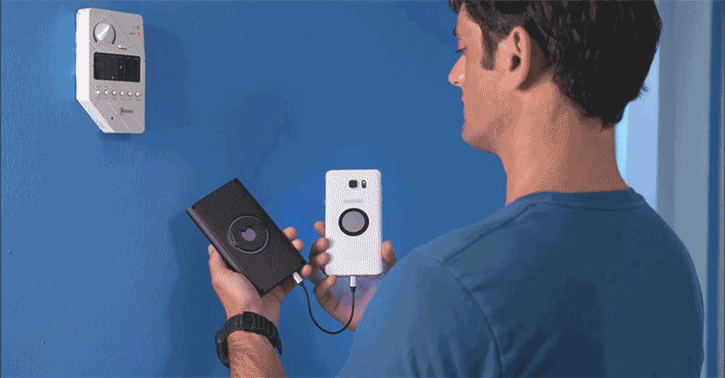 This Smartphone Sensor Lets You Peer Right Through Walls