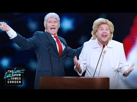 (Trump's an) ***hole w/ Denis Leary – YouTube