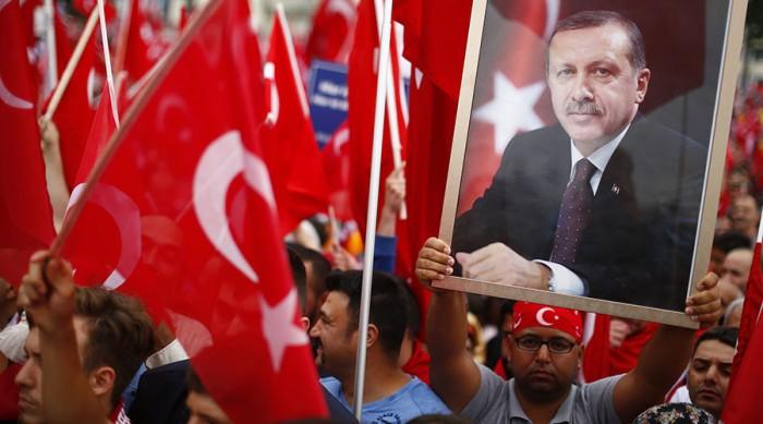 Turkey summons German ambassador over refusal to show Erdogan address at Cologne rally – r ...