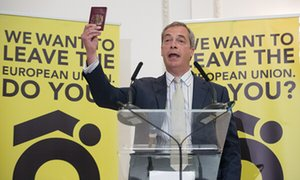 We voted out. Of course the EU wants Brexit to hurt | Archie Bland | Opinion | The Guardian