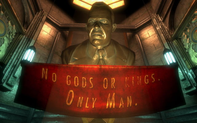 Why Bioshock still has, and will always have, something to say | Ars Technica UK