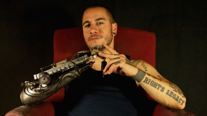 You've gotta see these human cyborgs (WARNING: GRAPHIC IMAGES)